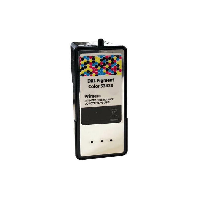 Primera 053430 színes tintapatron (CMY), Pigmented, LX500e, LX500ec