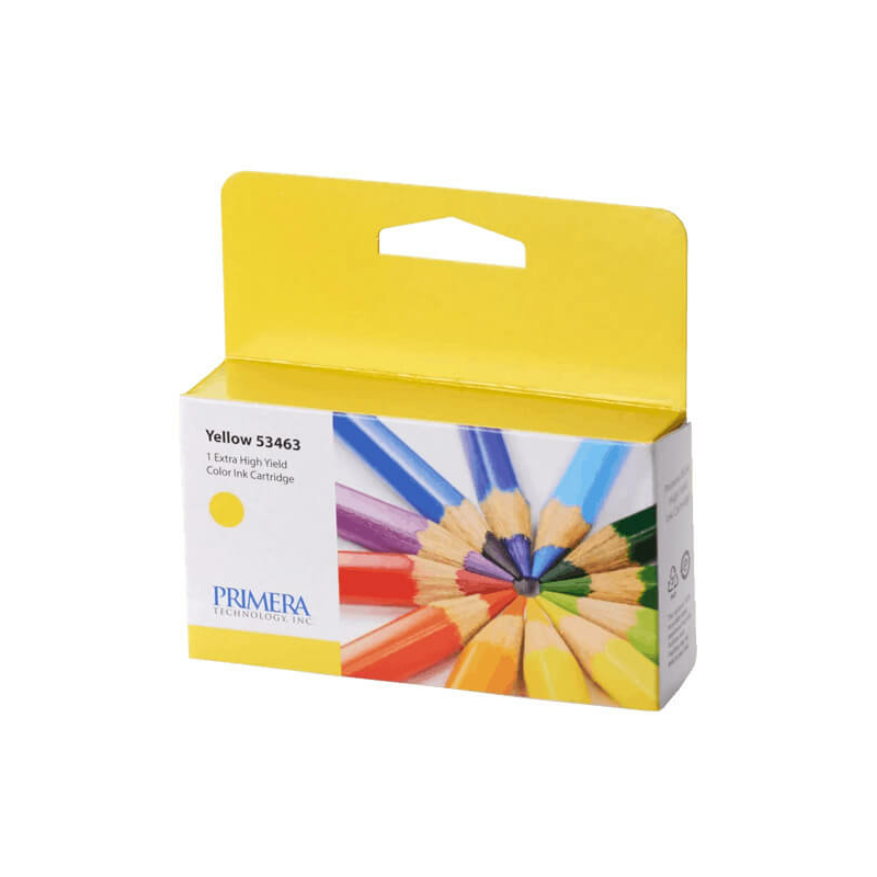 Primera 053463 tintapatron, sárga, LX1000e, LX2000e