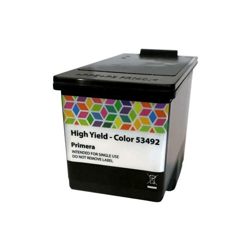 Primera 053492 színes tintapatron (CMY), Dye Based, LX910e