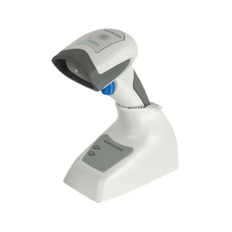 Datalogic QBT2131 vonalkód olvasó, Bluetooth, fehér