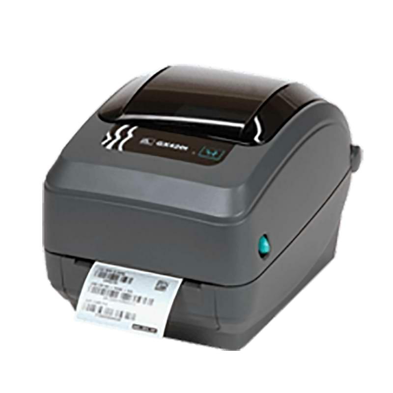 Zebra GK420d vonalkód címke nyomtató