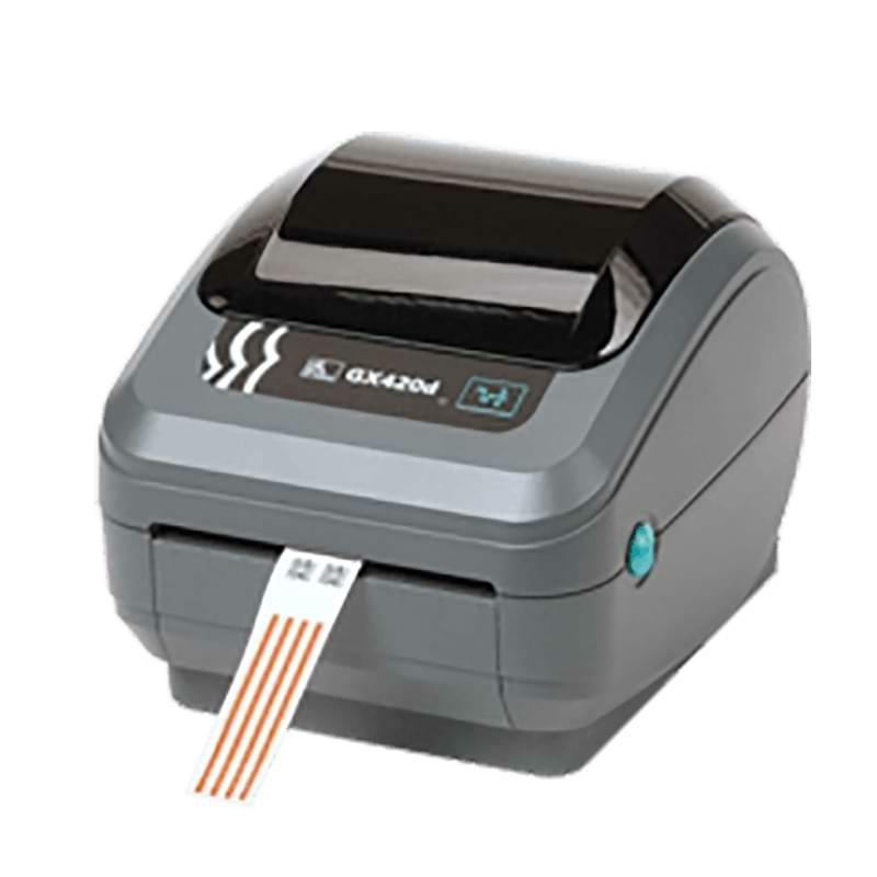 Zebra GX420d vonalkód címke nyomtató