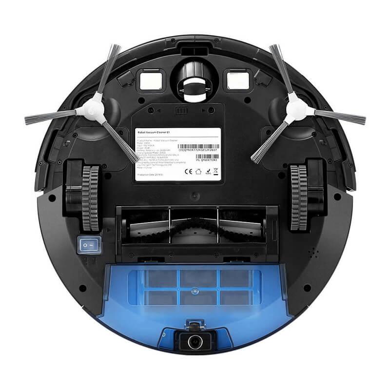 Lenovo E1 robotporszívó