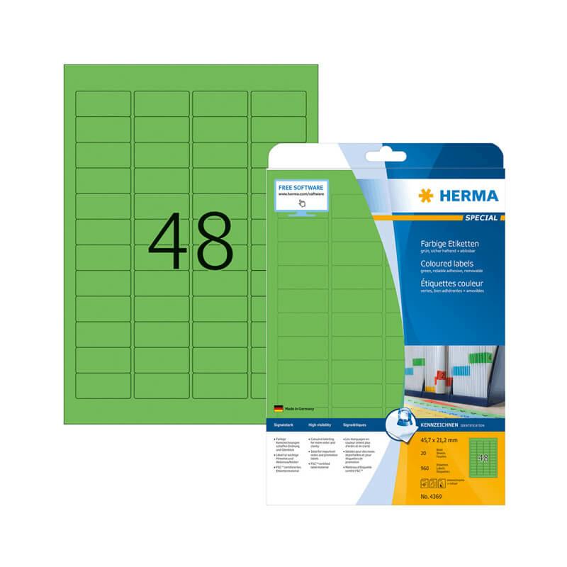Herma íves címek 4369