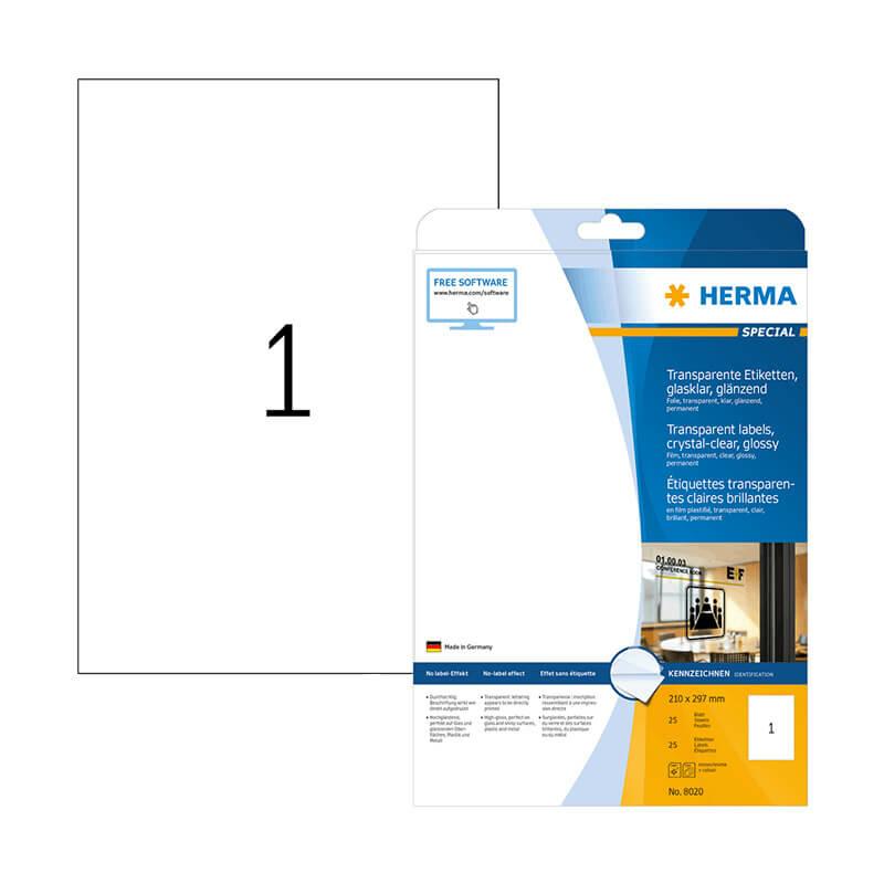 Herma íves címek 8020