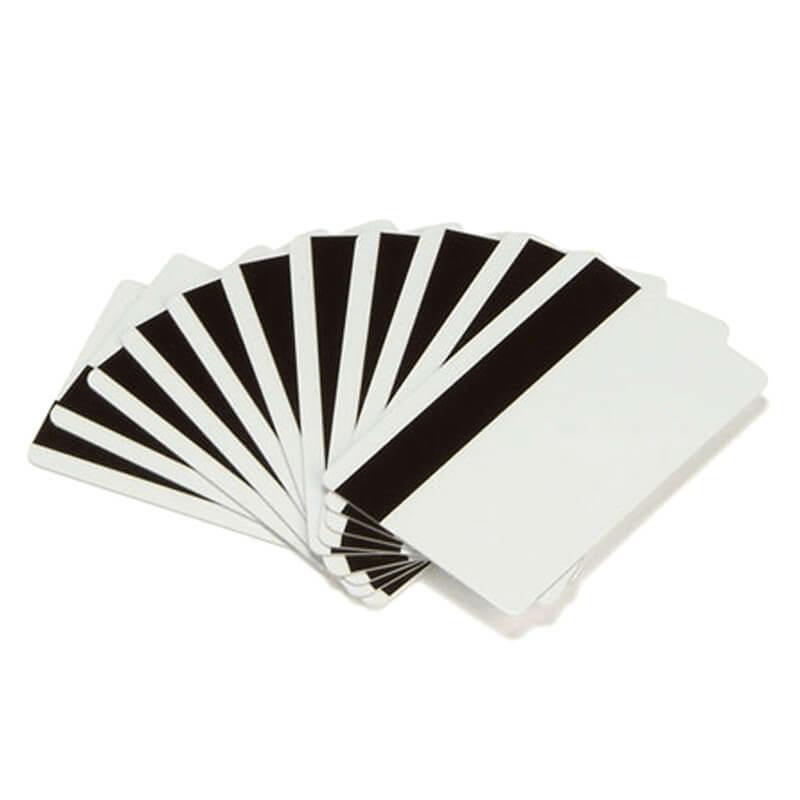 Zebra PVC műanyag kártya 104523-113