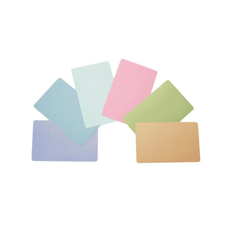 Zebra PVC műanyag kártya 104523-135