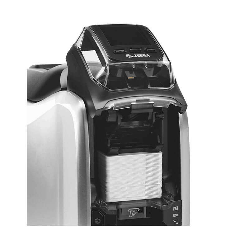 Zebra ZC300 plasztikártya nyomtató