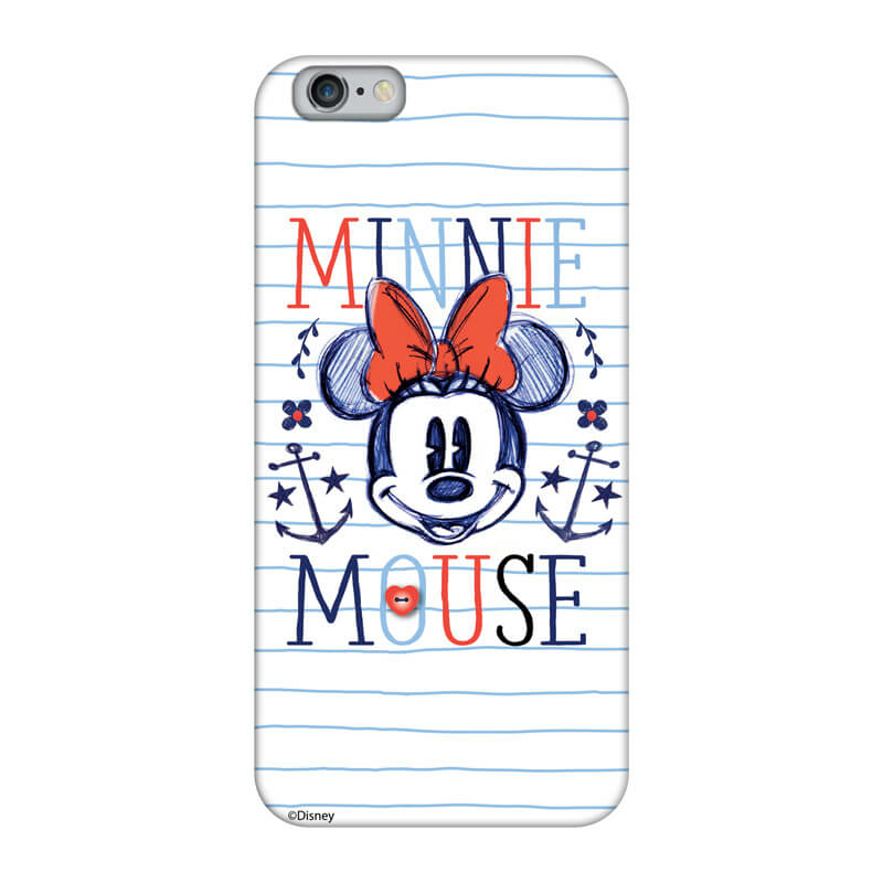 Huawei P40 Lite mobiltelefon tok - Minnie Mouse Matróz