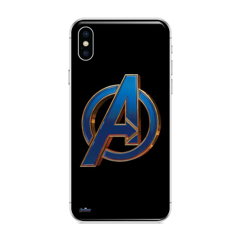 Huawei p30 mobiltelefon tok - Avengers Logo
