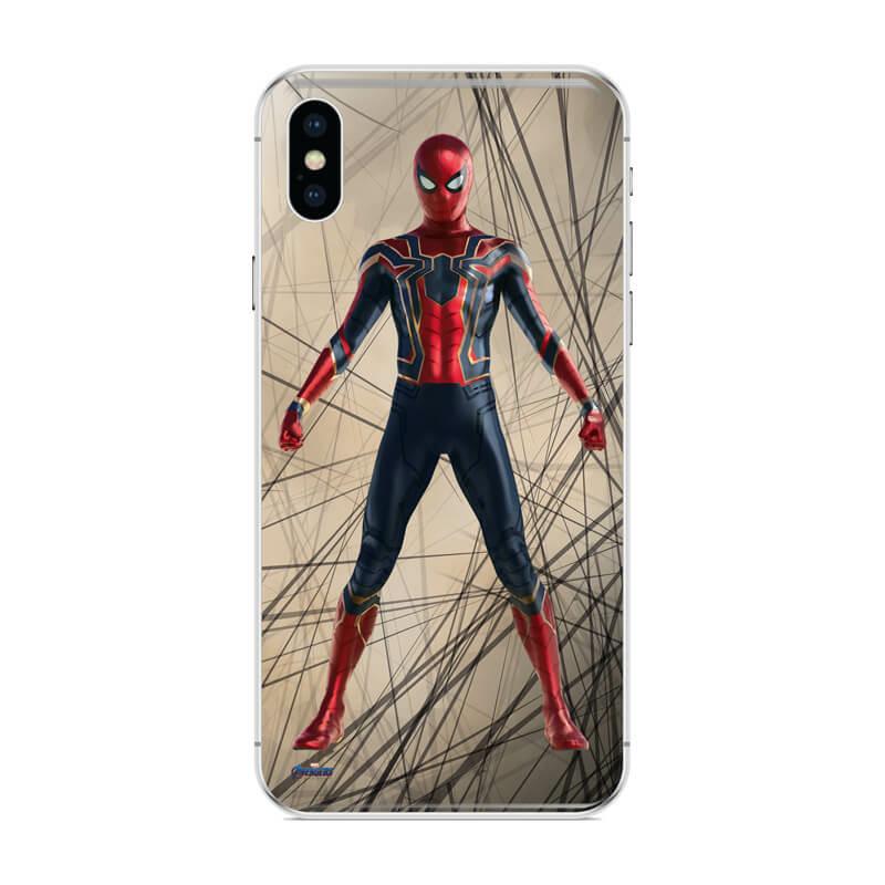 Huawei P40 Lite mobiltelefon tok - Spiderman