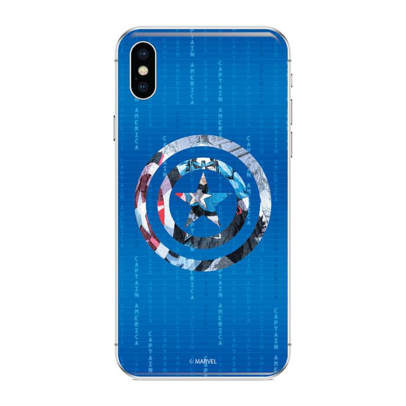Huawei P Smart 2018 mobiltelefon tok - Pajzs 2