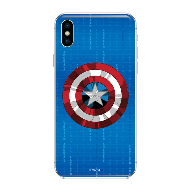 Huawei P Smart 2019 mobiltelefon tok - Pajzs 3