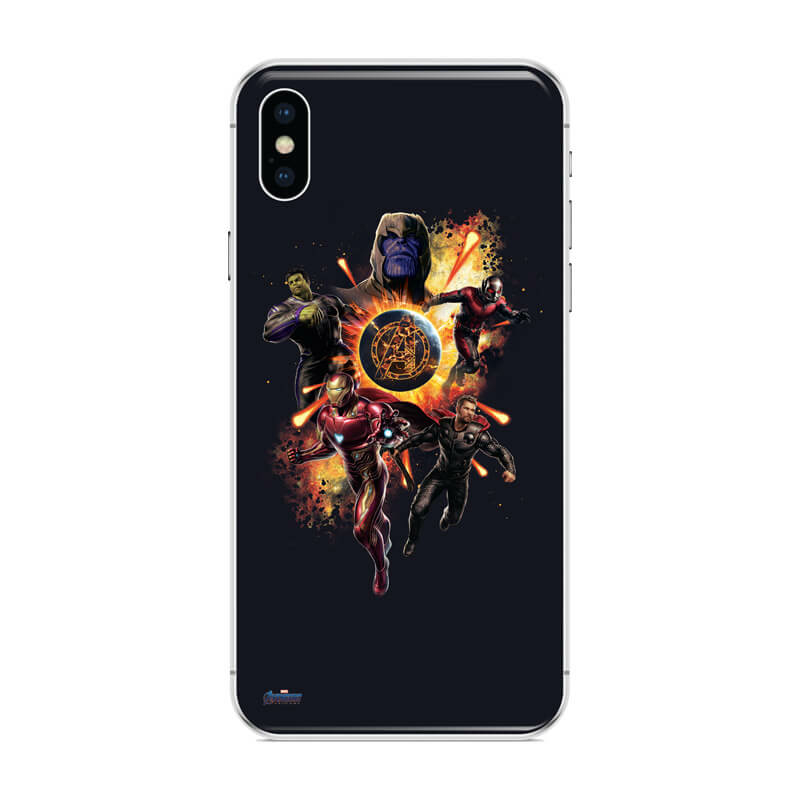 Huawei Mate 20 Lite mobiltelefon tok - Avengers