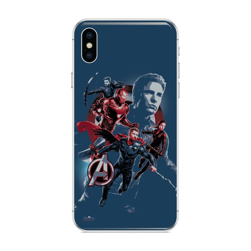 Huawei P Smart 2019 mobiltelefon tok - Avengers 2