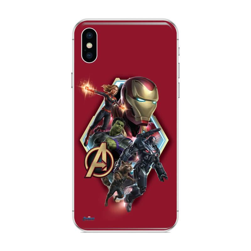 Huawei P Smart 2018 mobiltelefon tok - Avengers 3