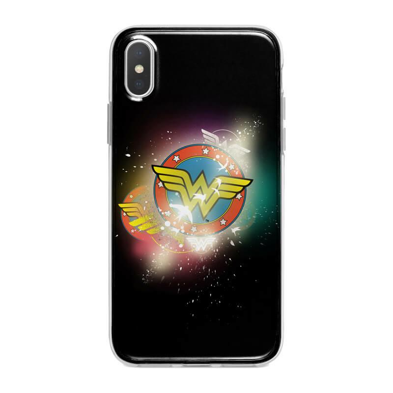 Huawei P Smart 2018 mobiltelefon tok - Wonder Woman 03