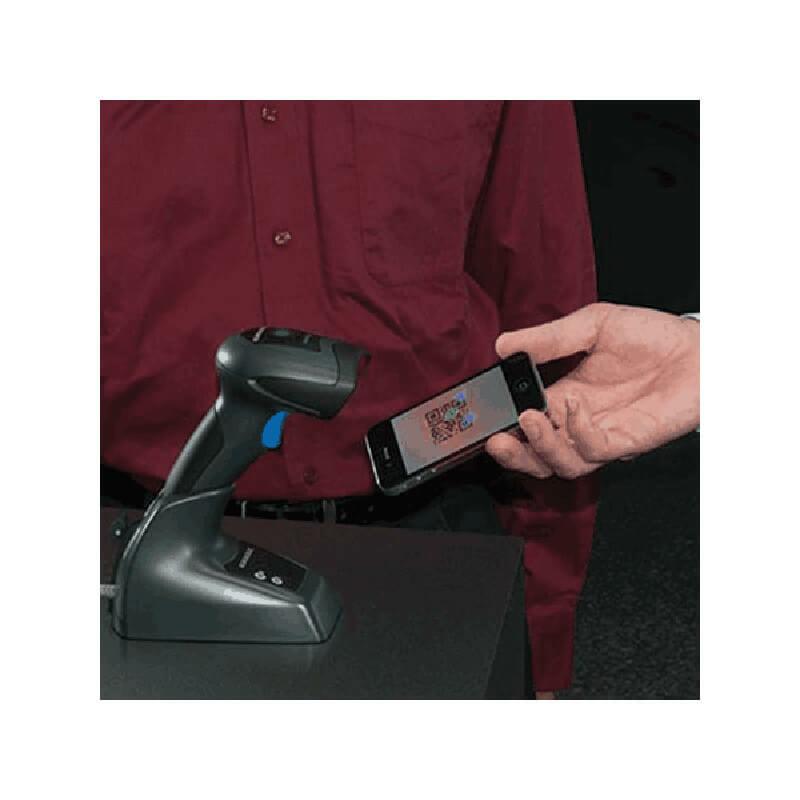 Datalogic QM2430 vonalkód olvasó, Wi-Fi